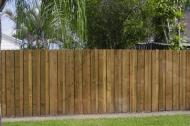 wood fence miami